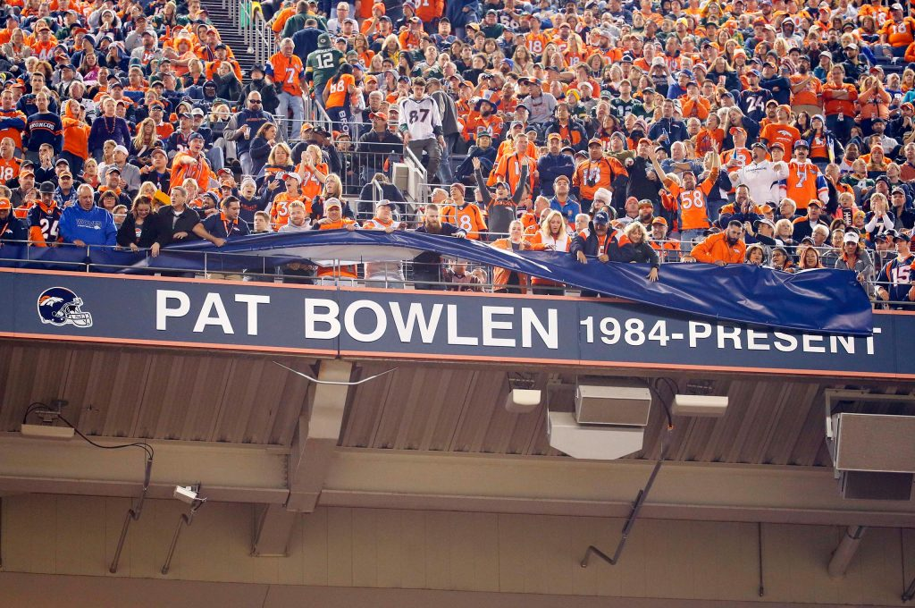 Pat Bowlen Ring of Fame