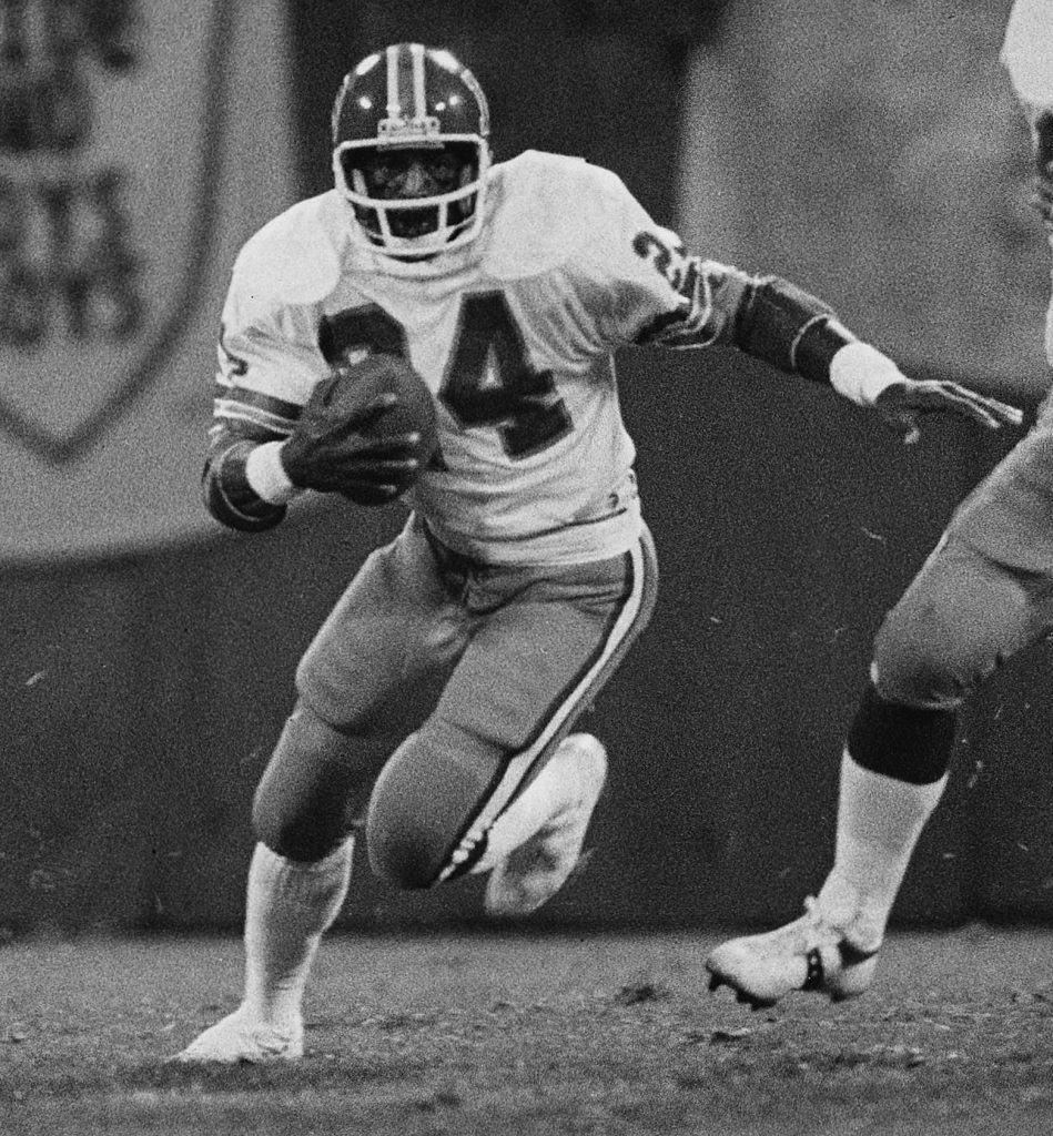 NFL Broncos, Otis Armstrong