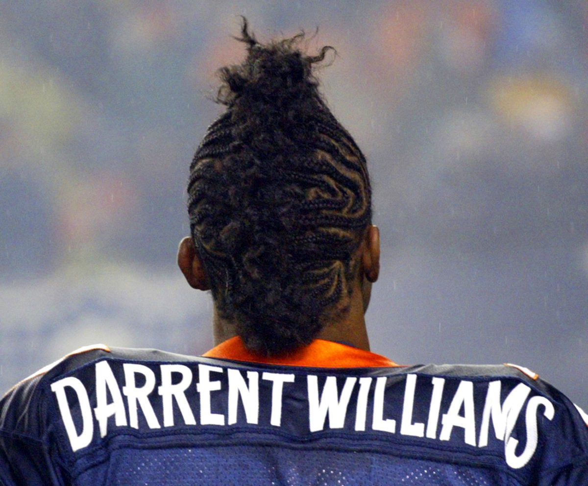 Darrent Williams