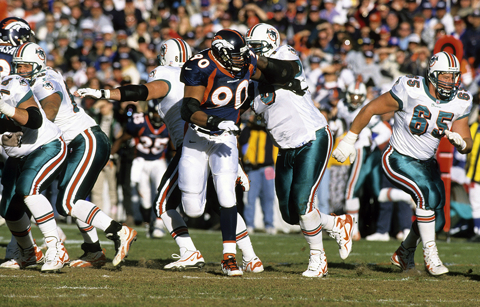 1998 AFC Divisional Playoff Game