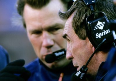 Mike Shanahan and Gary Kubiak