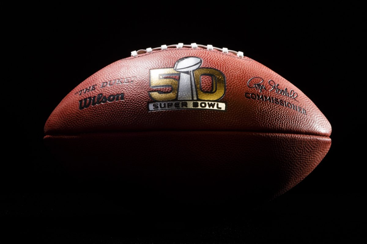 An official game ball