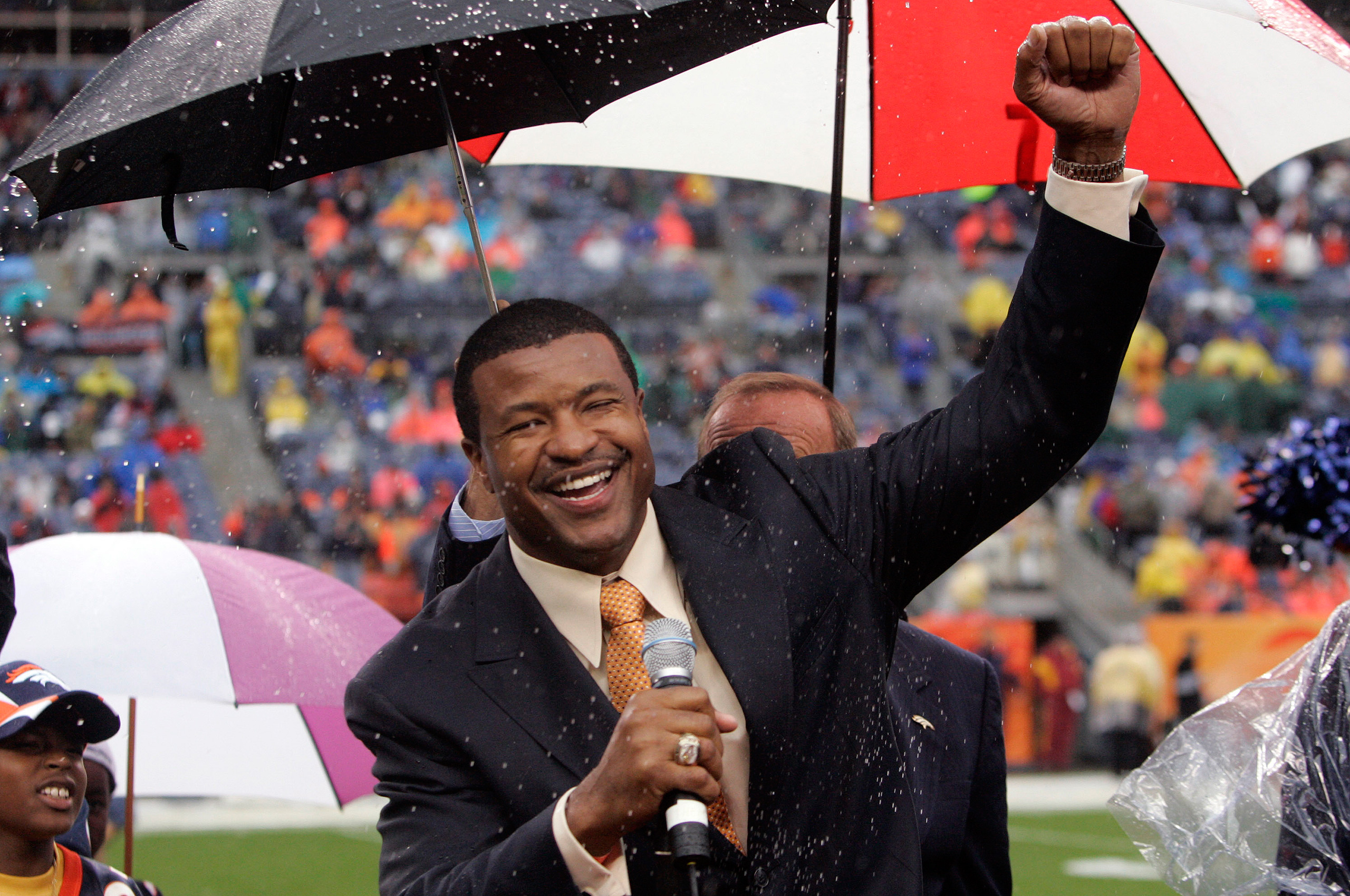 Steve Atwater joins the Ring of Fame