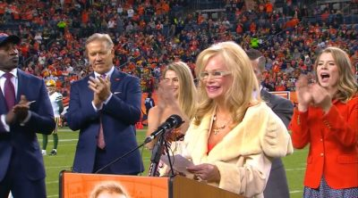 Pat Bowlen Ring of Fame Ceremony
