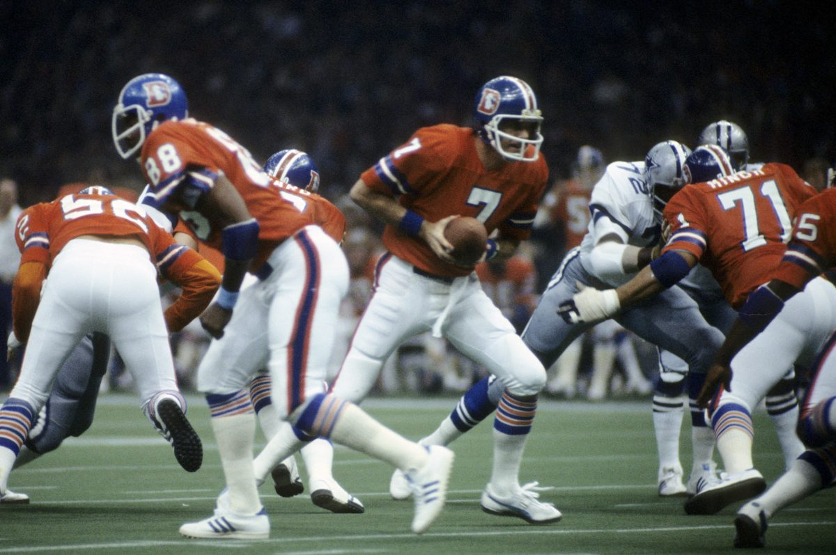 Craig Morton in Super Bowl XII