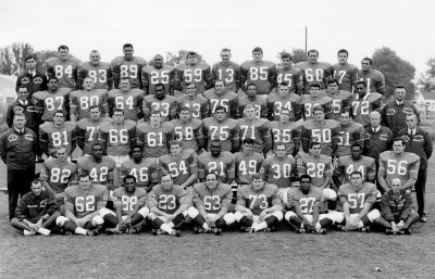 The 1967 Denver Broncos