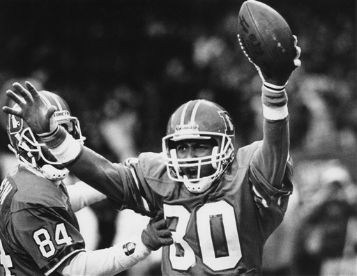 1986 AFC Championship Game on January 11, 1987
