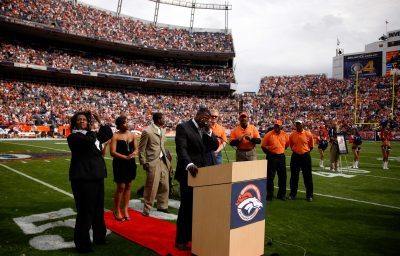 Sharpe Inducted Into Ring of Fame